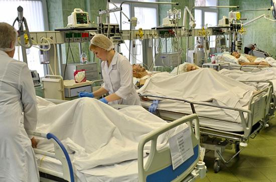 Депутаты помешают закрытию больниц