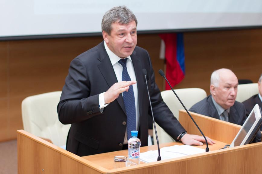 Министр регионального развития выступил в Госдуме перед муниципалами