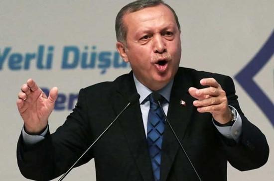 Эрдоган пишет вМоскву, думая о Западе