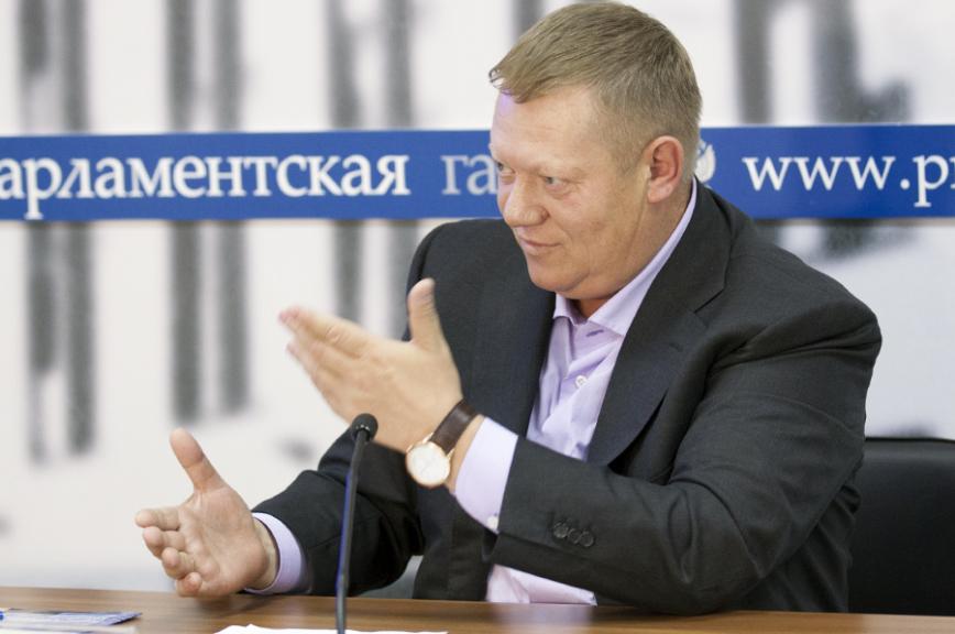 Николай Панков: Политика государства состоит втом, чтобы Россия оставалась чистой отпродукции с ГМО