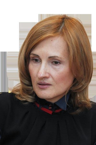 Глава комитета ГД побезопасности Ирина Яровая