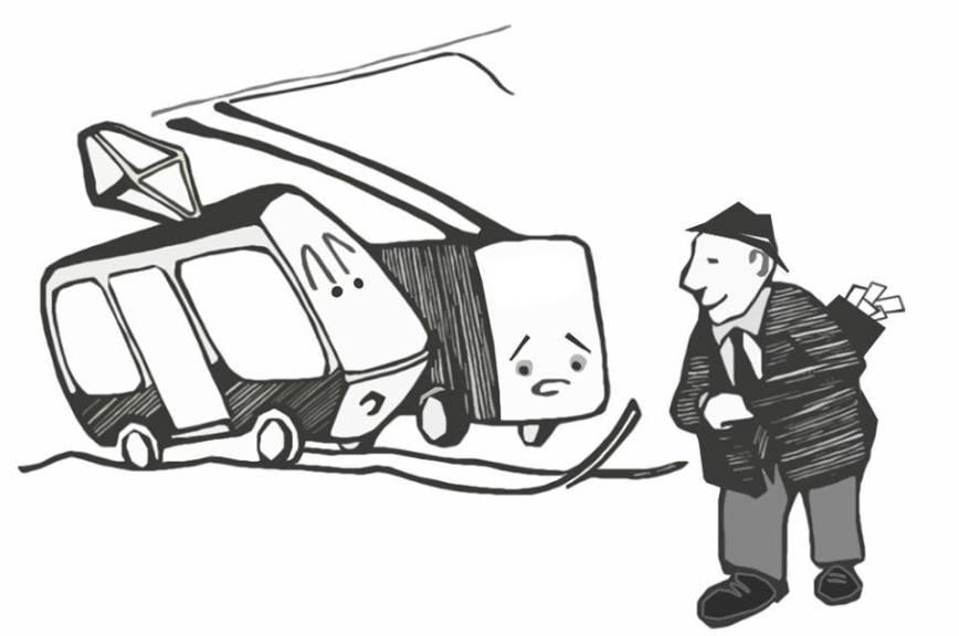 Трамваи и троллейбусы — шаг до банкротства