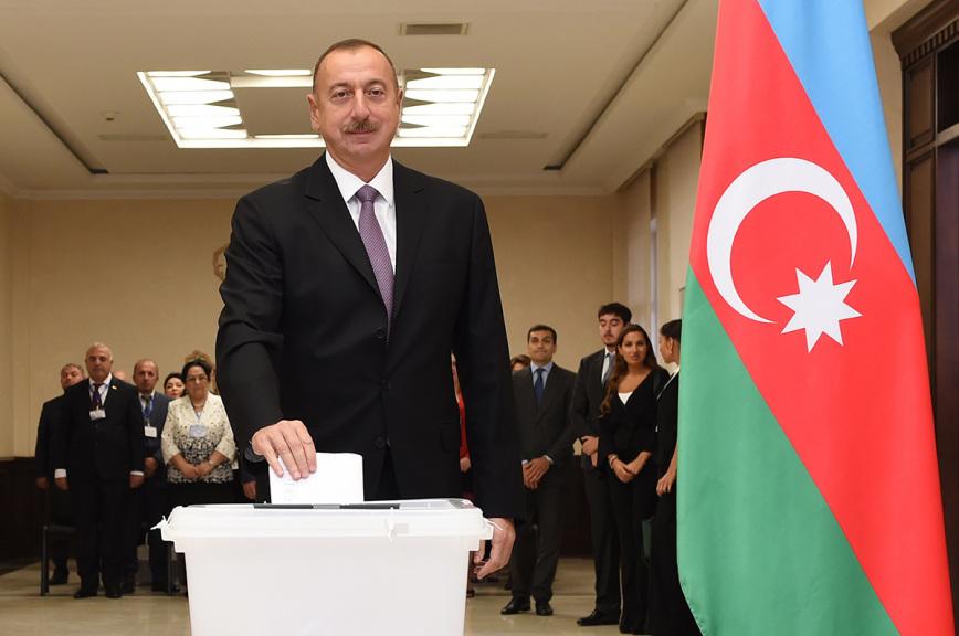 В Азербайджане увеличат сроки президентских полномочий
