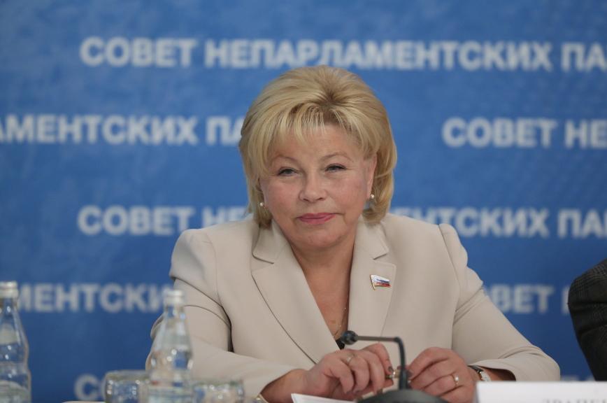 Елена Драпеко рассказала, закакую культуру готово платить государство