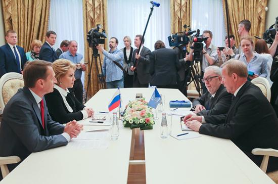 Россия и Европа прощупывают пути сближения