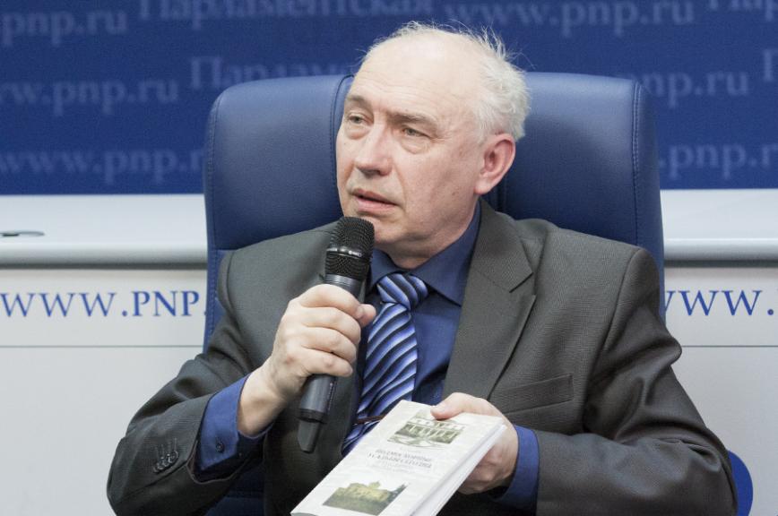 Александр Фролов: Нам нужна программа посохранению туристических ресурсов
