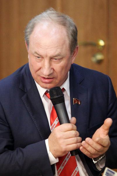 Валерий Рашкин: Сегодня нет политической воли длятого, чтобы обратить внимание напионерское движение
