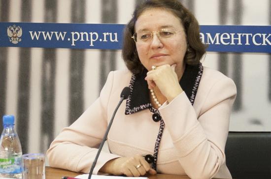 Ирина Соколова: Материнский капитал — это мера поддержки нетолько рождения, но и усыновления