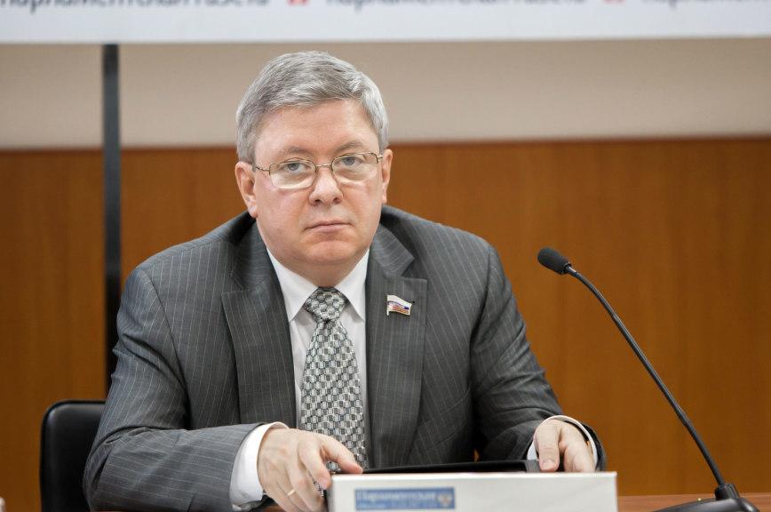 Александр Торшин: Заявления пресс-службы — более серьёзный информационный ориентир, чем заявление известного блоггера