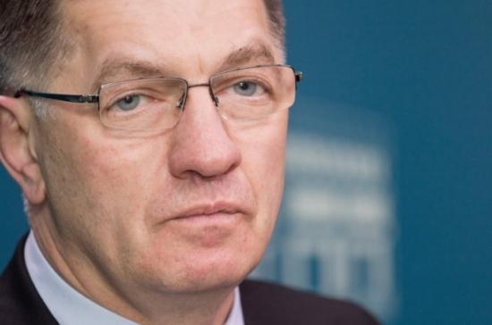 «Люди стали жить в страхе», — говорит литовский премьер-министр
