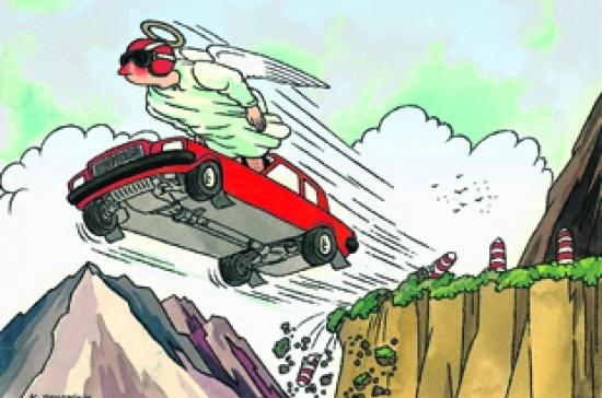 Правила дорожного движения прирастут «опасным вождением»
