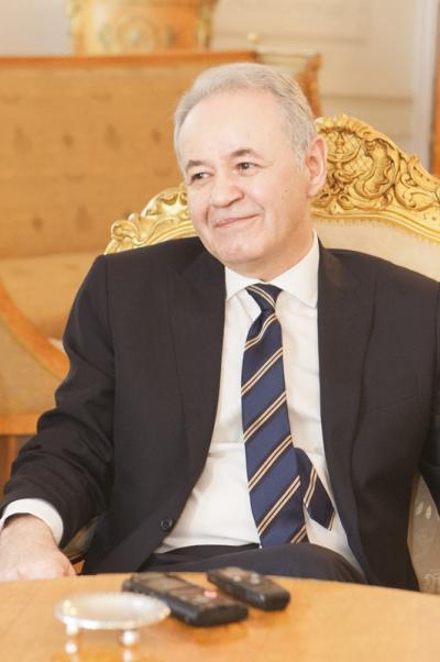 Посол Турции Айдын Сезгин: Российские туристы могут отдыхать вТурции спокойно