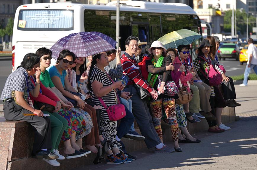 Китайцы приехали, ждём гостей изИндии и Вьетнама