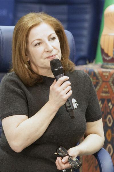 Изумруд Мугутдинова: Женщины вДагестане никак неущемлены в правах