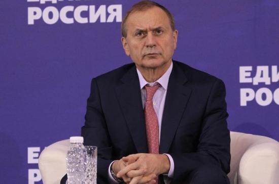 Видеоинтервью сдепутатом Мартином Шаккумом