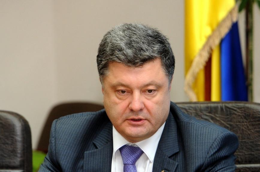 Порошенко несчитает русских и украинцев братскими народами