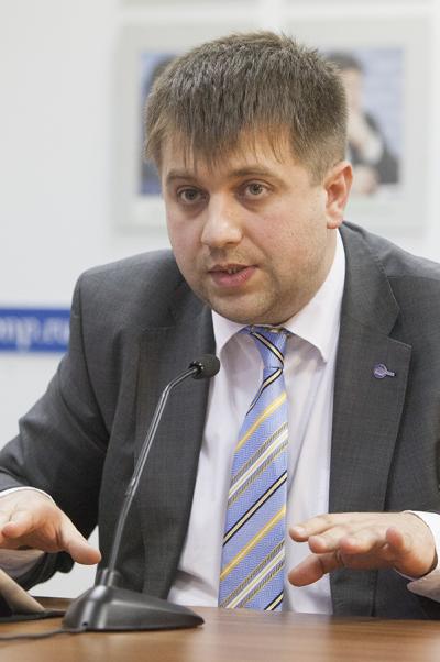 Владимир Сметана: Система налогообложения России неспособствует развитию экономики