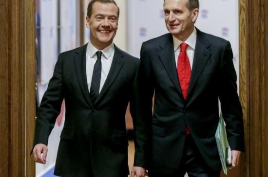 Дмитрий Медведев уверен, что выборы вГосдуму будут честными и ответственными