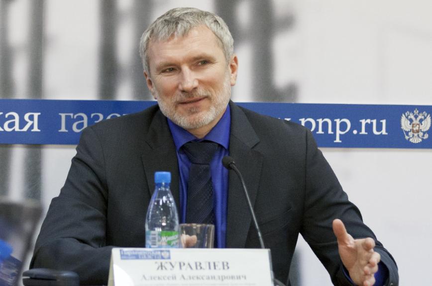 Алексей Журавлёв: Квласти наУкраине пришла хунта срусофобскими настроениями
