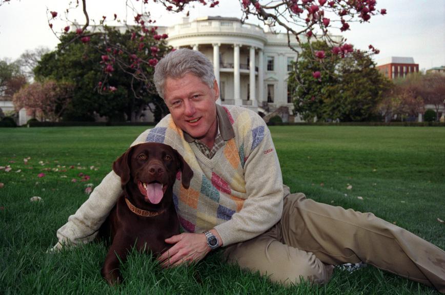 Билл Клинтон был везунчиком