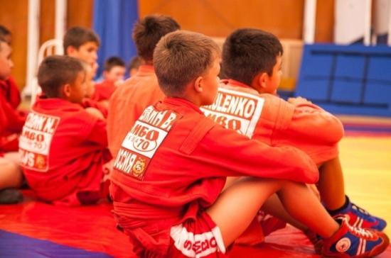 Легендарная спортивная школа проводит тренировки в Анапе