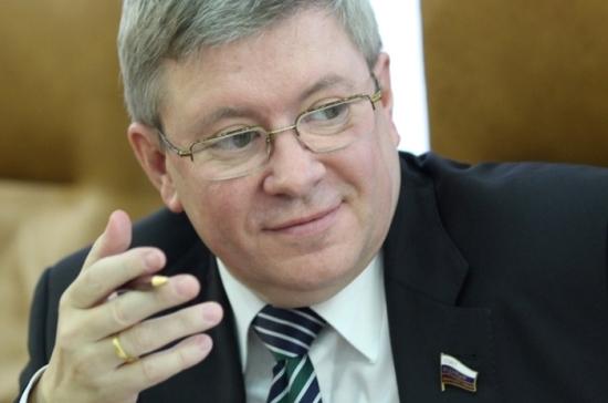 Александр Торшин: «Доклад ПАСЕ поРоссии неизбежал политизированности некоторых выводов»