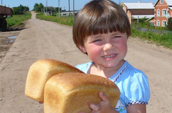 Из какого теста российский хлеб?