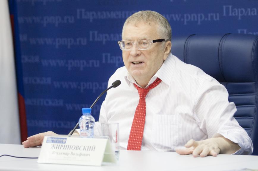 Владимир Жириновский возглавит федеральный список ЛДПР