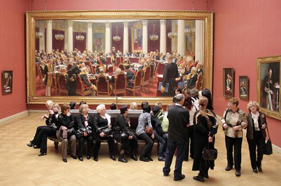 В «Ночь музеев» спать грешно
