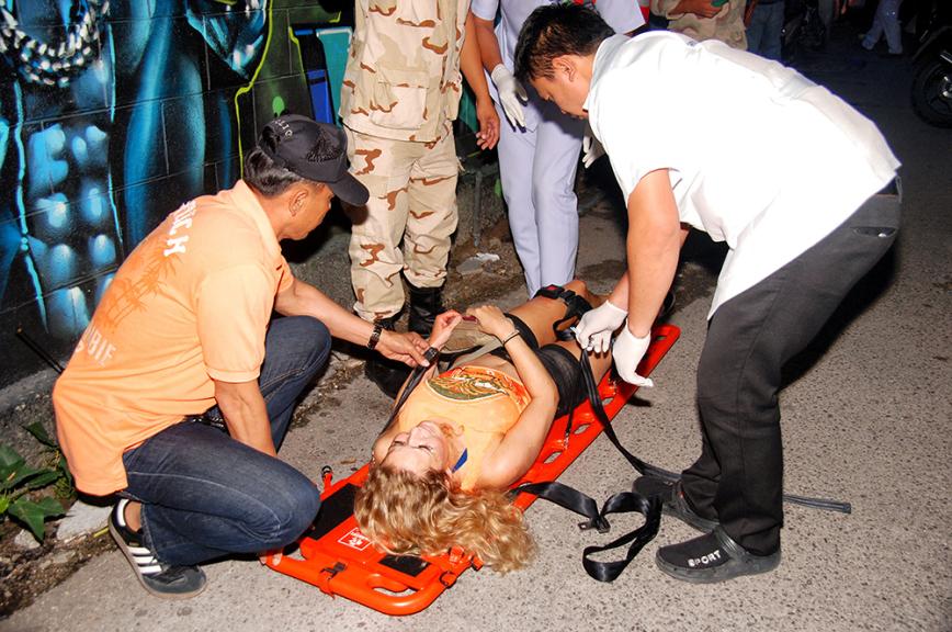 Взрывы вТаиланде могут быть попыткой подрыва туриндустрии