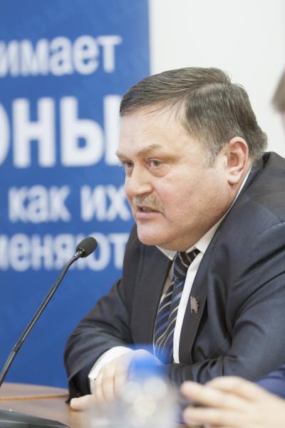 Вадим Соловьёв: Уходящий год войдёт висторию как год восстановления исторической справедливости
