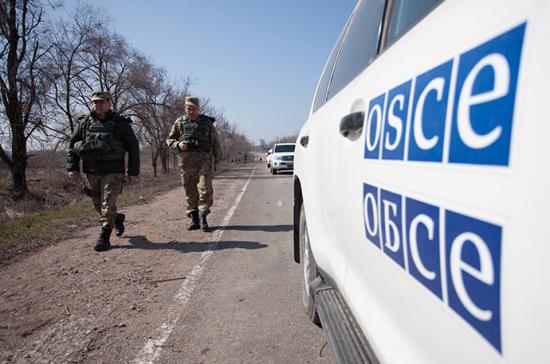 ОБСЕ в Донбассе: контролёры будут скулаками?