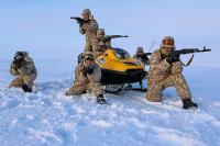 Интересы России вАрктике защитит специальная боевая техника