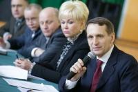 Сергей Нарышкин: Вздравоохранении доидеала ещё далеко