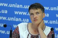 Кто стоит заНадеждой Савченко?