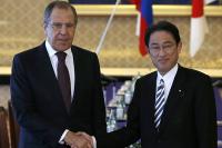 Япония согласна намир, но только за Курилы