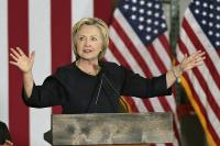 Победа Хиллари Клинтон нам совсем ник чему