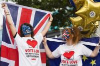 Британия сделала ручкой Евросоюзу