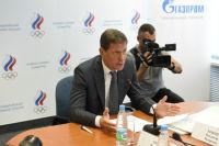 Жуков: окончательное решение МОК подопуску россиян наОИ могут принять 24 июля