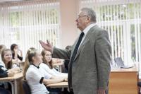 Владимир Жириновский пришёл в гости к московским школьникам