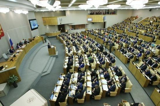 Путин попросил Государственную думу защитить бизнес отправоохранительных органов