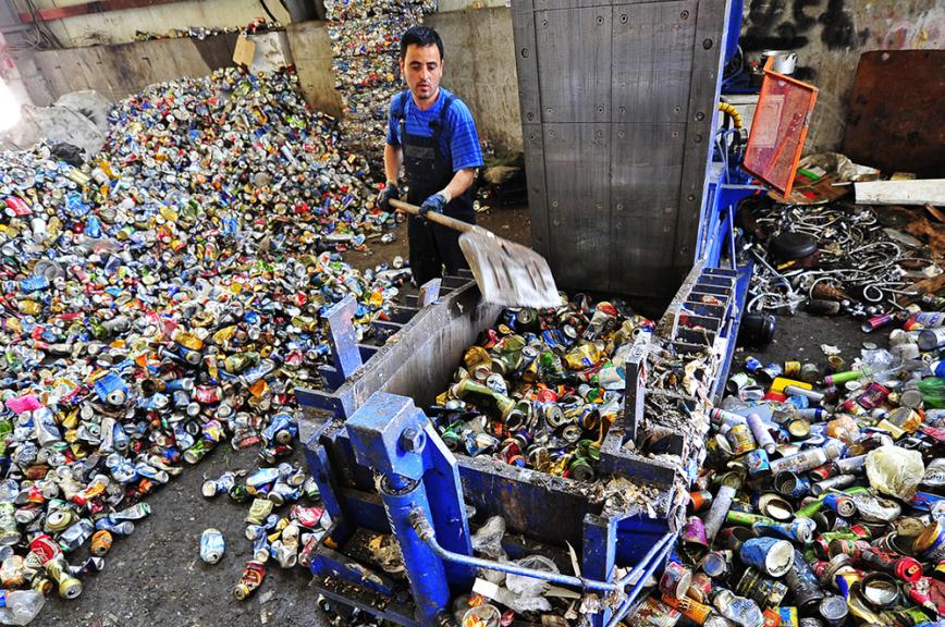 Сколько мусору ждать утилизации