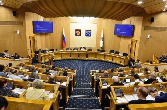 Депутаты Ленобласти разобрали портфели
