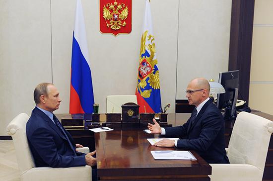 Преемник Володина в Кремле назначен