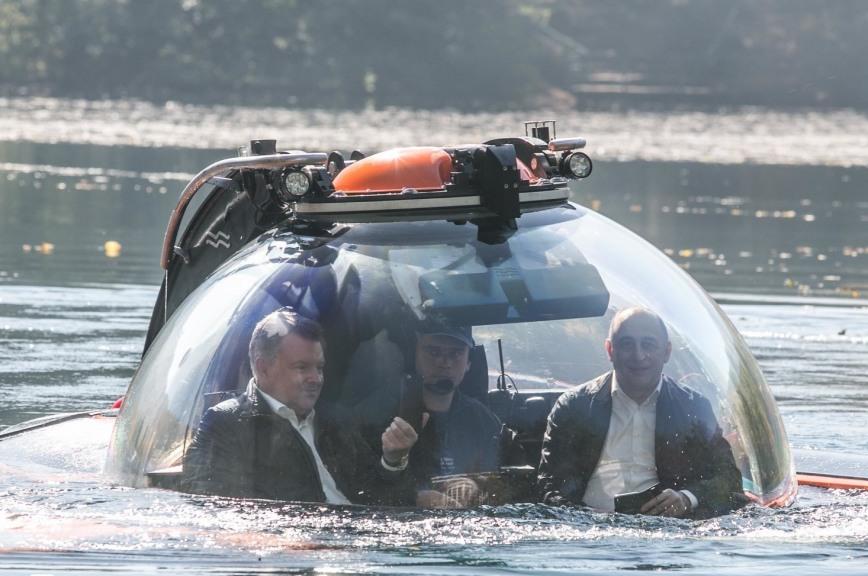 Российское озеро гонится за хорватским