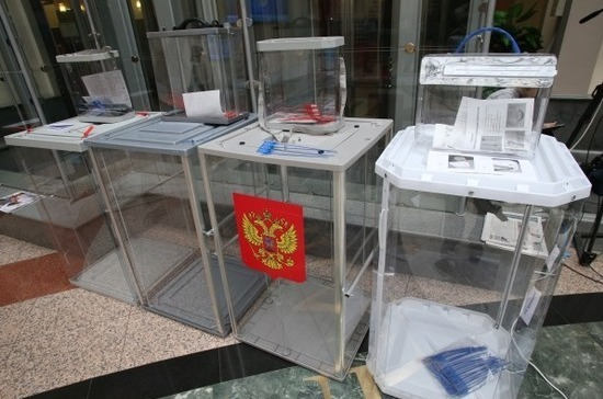 ЦИК предложил главе Воронежского областного избиркома уволиться