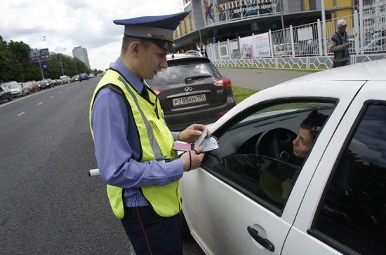 Дорожных «рецидивистов» могут лишить водительских прав