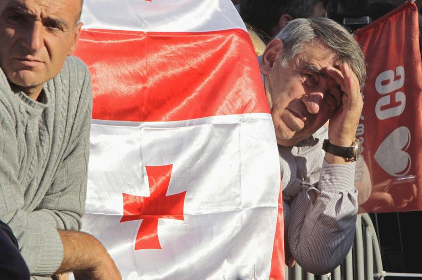 Саакашвили поборется с «Грузинской мечтой»