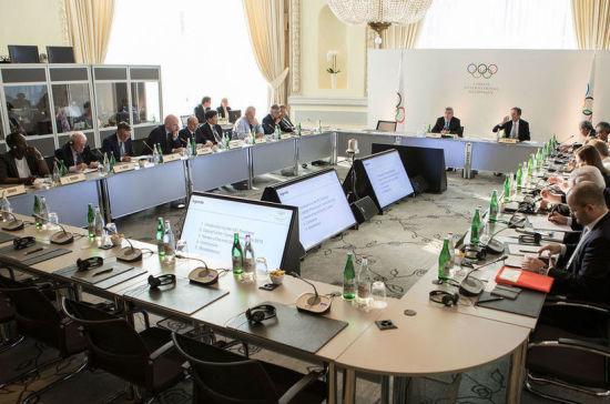 МОК призвал квведению уголовной ответственности задопинг