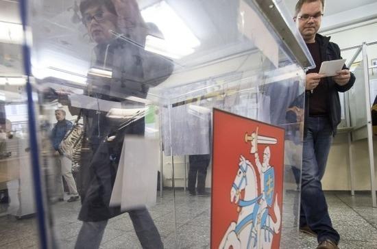 Социал-демократы Литвы проиграли на выборах в сейм